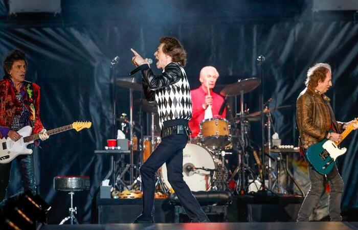 Entre os artistas que assinaram a carta estão os Rolling Stones. (Foto: Kamil Krzaczynski / AFP)