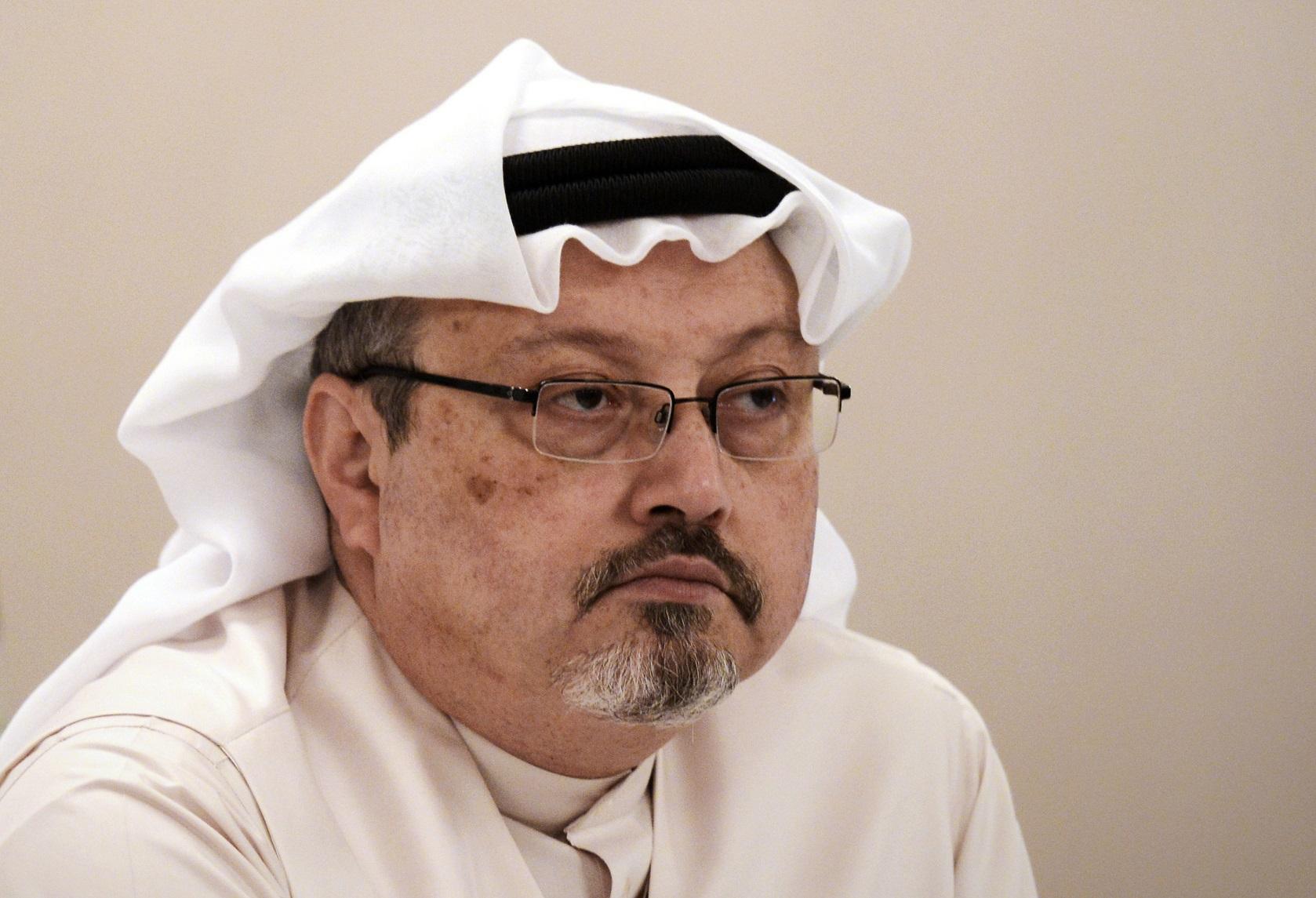 (Jornalista Jamal Khashoggi foi morto e esquartejado em 2018. Foto: MOHAMMED AL-SHAIKH / AFP)