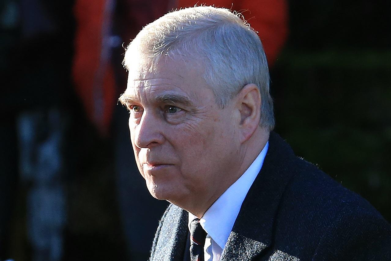 (Os advogados do duque de York asseguraram, porém, que seu cliente se propôs três vezes a testemunhar. Foto: Lindsey Parnaby / AFP)