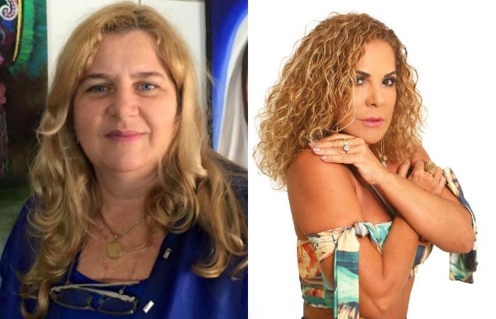 Neste domingo (5), a psicóloga recebe a cantora Irah Caldeira para a live A perda de um amor: uma triste história (Fotos: Divulgação)