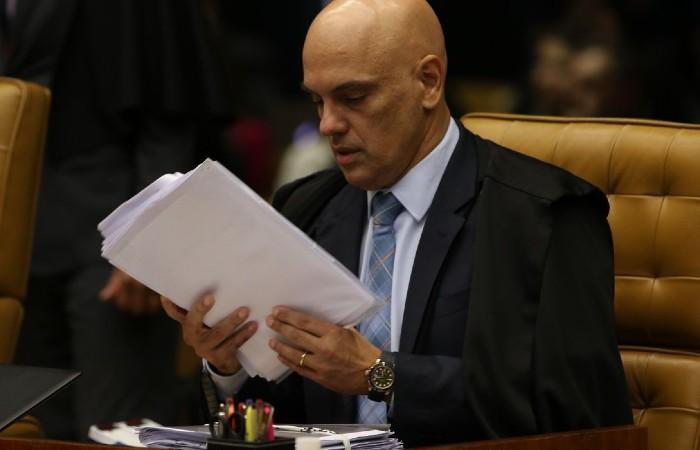 Alexandre de Moraes pôs restrições à circulação de blogueiro bolsonarista (Foto: Fabio Rodrigues Pozzebom / ABr)