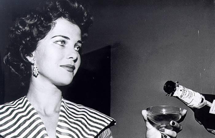 Eterna Miss Brasil morreu aos 83 anos em Niterói (Foto: Reprodução / Facebook)