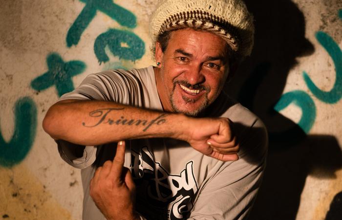 Nelson Triunfo  (Cre%u0301dito: Marcus Leoni/Divulgação)