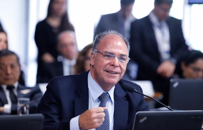 (Fernando Bezerra citou os dados mais recentes da economia para justificar a declaração. Foto: Divulgação)