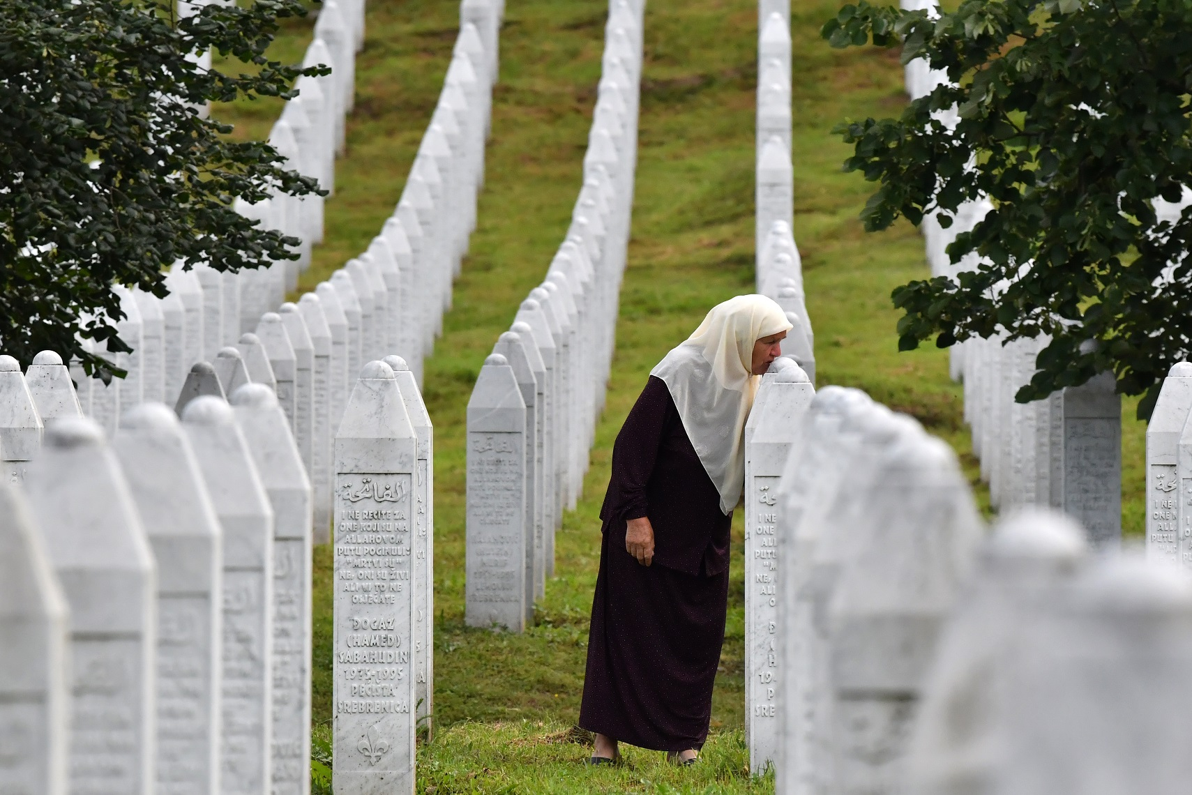(Foto: ELVIS BARUKCIC / AFP)