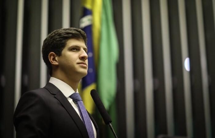 (O deputado João Campos foi um dos parlamentares que assinou o projeto. Foto: Divulgação)