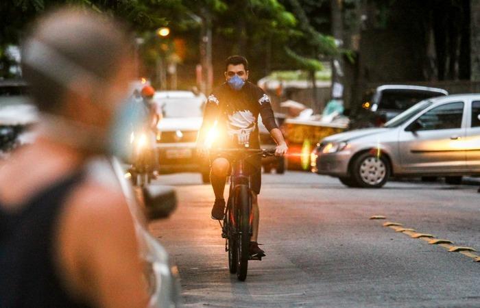 Papel da bicicleta ganha cada vez mais importância, assim como espaços para modal (Foto: Bruna Costa/Esp.DP FOTO)