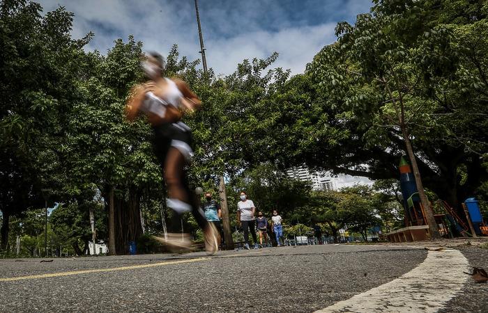 Parques podem ganhar novos atrativos de lazer (Foto: Paulo Paiva/DP FOTO)