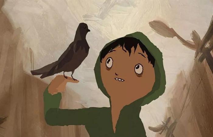 Um dos filmes exibidos é Tito e os pássaros, filme pré-indicado ao Oscar em 2019. (Foto: Reprodução)