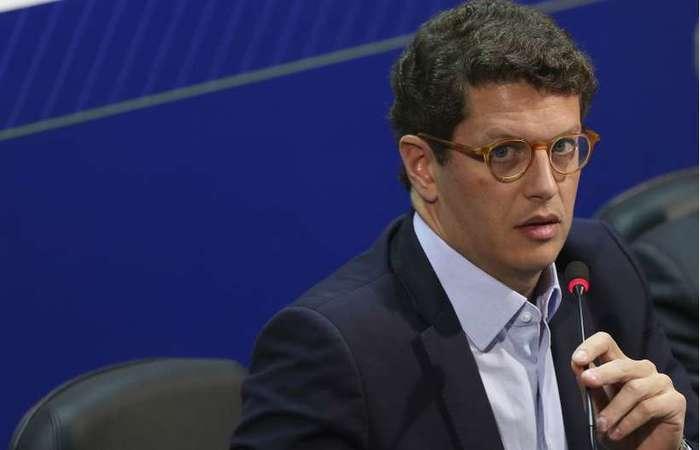 MPF também pediu afastamento de Ricardo Salles de cargo de ministro em 6 de julho deste ano (Antônio Cruz/Agência Brasil)