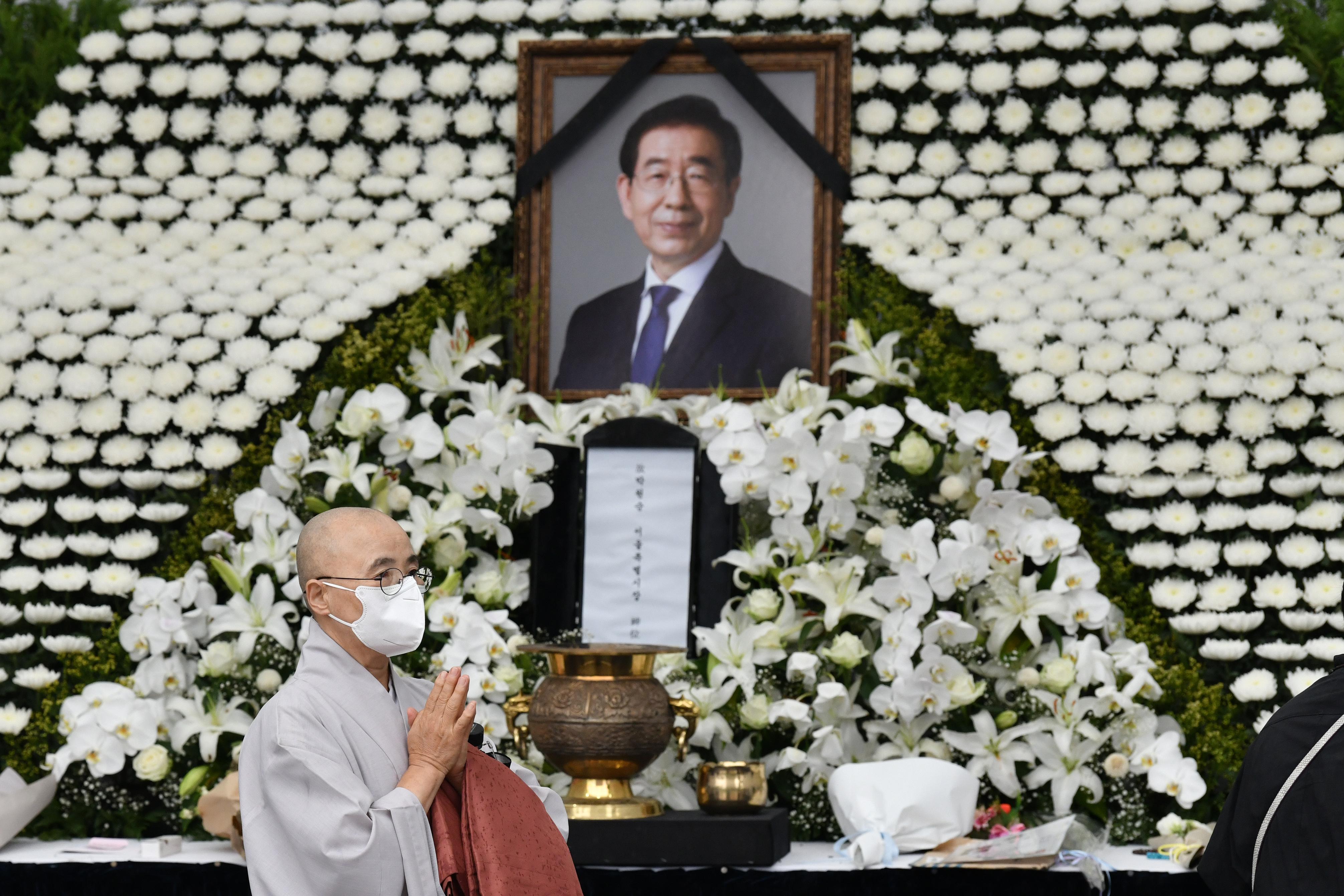 (Foto: Jung Yeon-je / AFP)