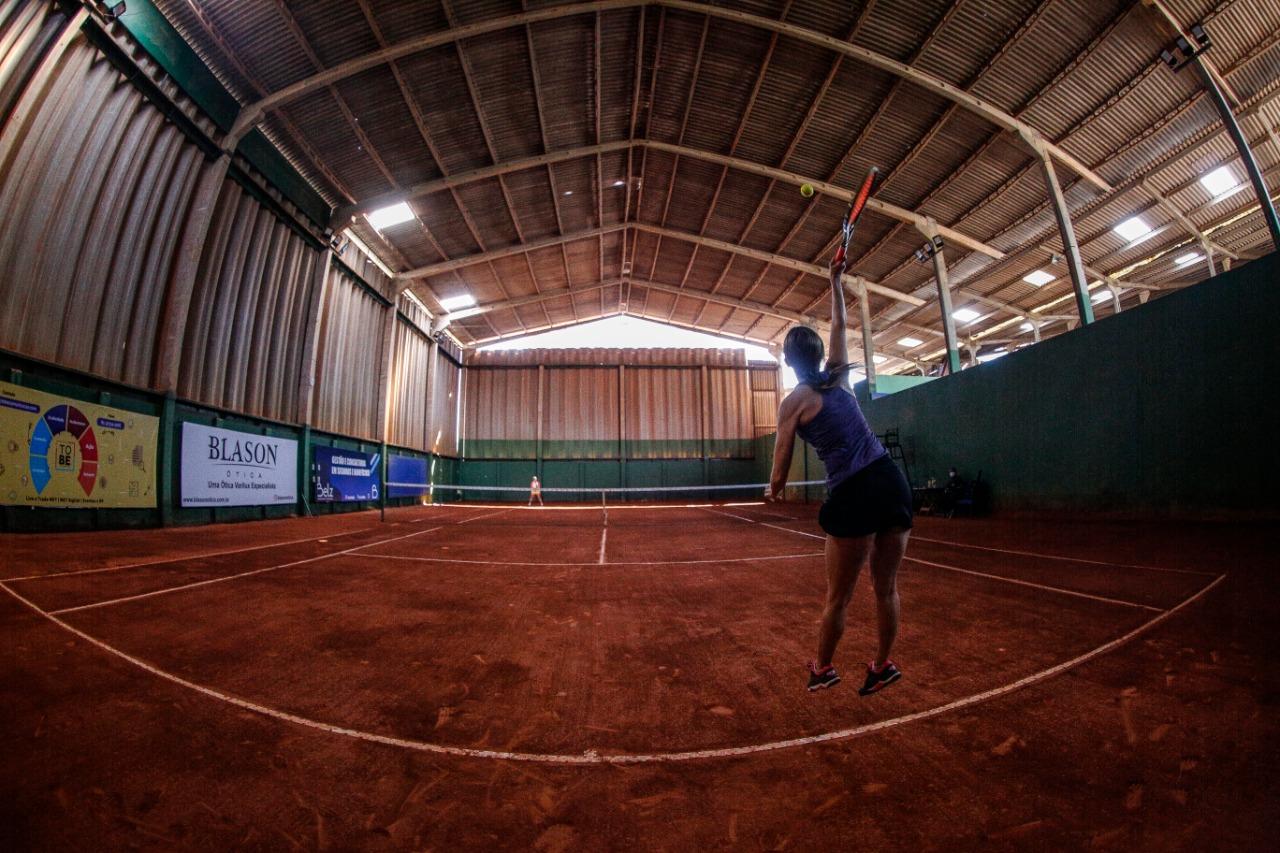 As pessoas voltaram a fazer as atividades nos clubes depois de quase quatro meses (Leandro Santana Especial/DP)