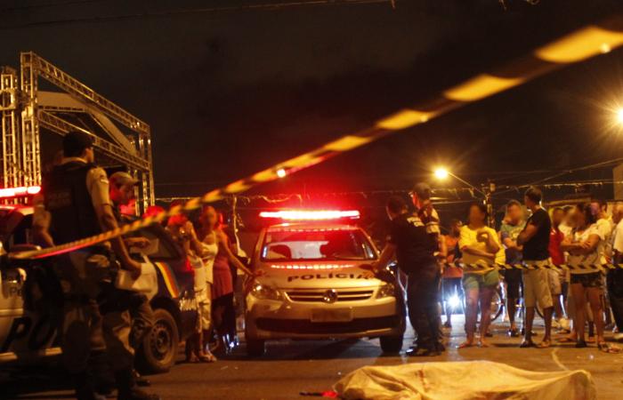 SDS explica que crescimento na violência seguiu tendência nacional e trabalha para conter e reduzir os índices. (Foto: Paulo Paiva/DP.)