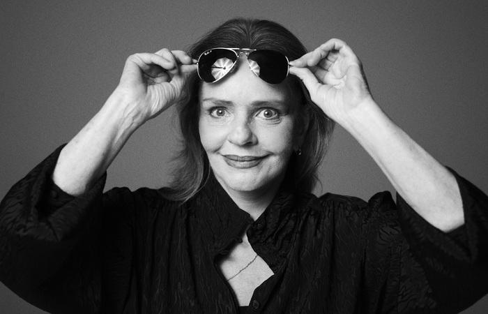 Em nova live, Angela promete os sucessos dos 40 anos de carreira. 'São 40 anos de muita doidera, muito escândalo, muita alegria', lembra (Foto: Bob Wolfenson/Divulgação)