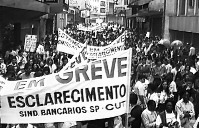 Em 1991, trabalhadores da Caixa Econômica garantiram sustento de 108 funcionários demitidos injustamente (Foto: Divulgação)