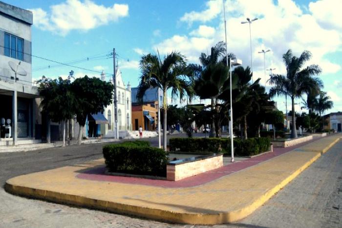 Manari, no Sertão do estado, foi a última cidade a registrar casos da Covid-19. (Foto: Prefeitura Municipal de Manari/Divulgação)