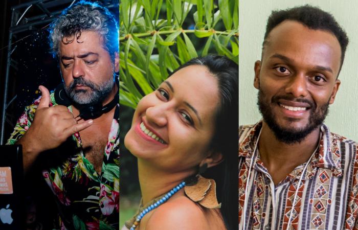 (Foto: Cacau Gouveia/Divulgação, Divulgação, Pedro Henrique Reinaux/Divulgação)