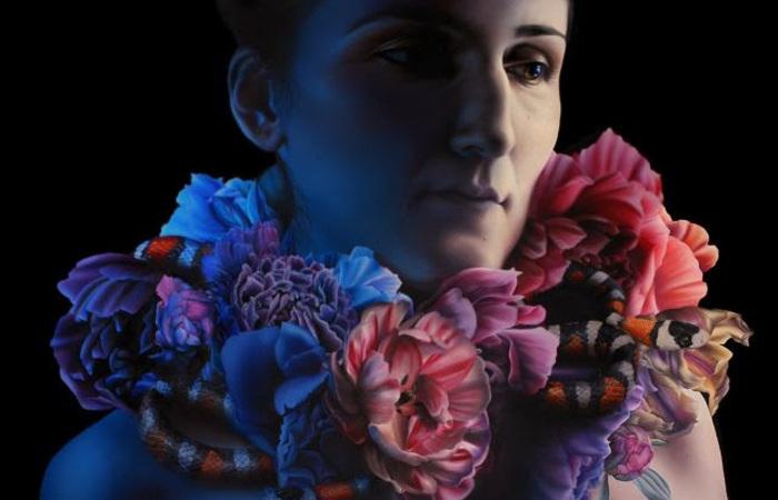 A obra Nunca Haverá Silêncio, de Patrick Rigon, integra a exposição virtual  (Foto: Patrick Rigon/Divulgação)