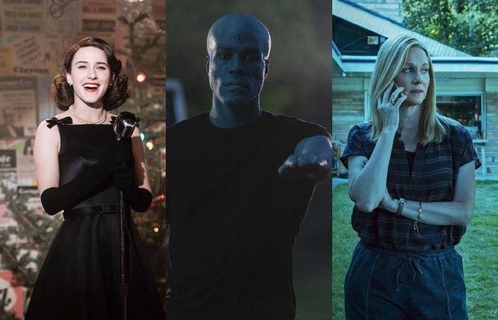 Maravilhosa Sra. Maisel (Amazon), Watchmen (HBO) e Ozark (Netflix) estão entre os mais indicados (Foto: AFP / Robyn Beck)