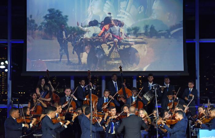 (Foto: Orquestra Criança Cidadã/Divulgação )