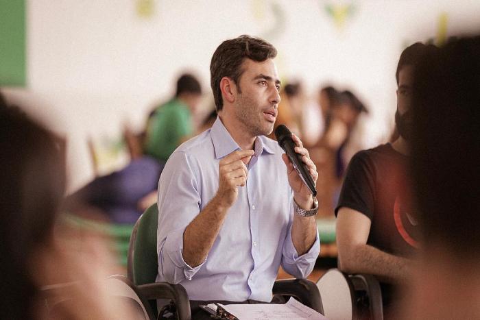 Leopoldo Barbosa afirma que situações adversas têm potencial gerador de mudança. (Foto: Vitor Lima/Divulgação)