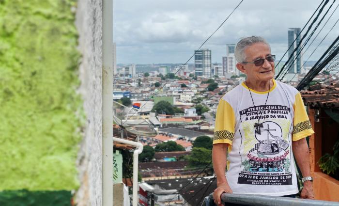 Reginaldo lutou por melhoras sociais no Recife. (Foto: Thalyta Tavares/Esp.DP)