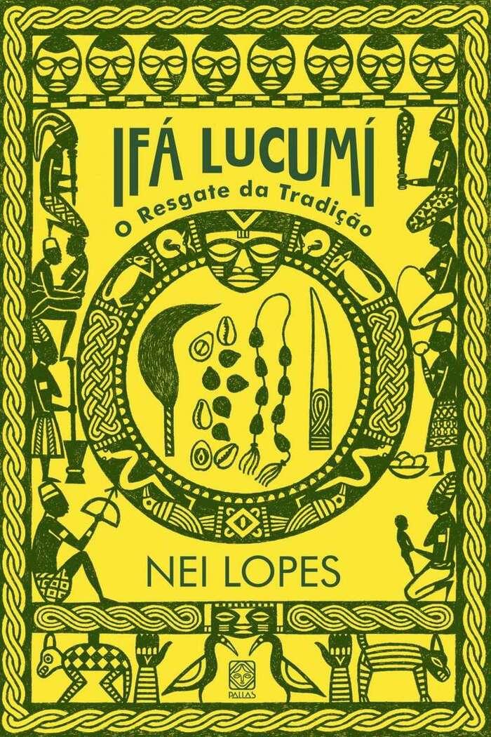 Capa do livro (Foto: Pallas Editora/Divulgação)