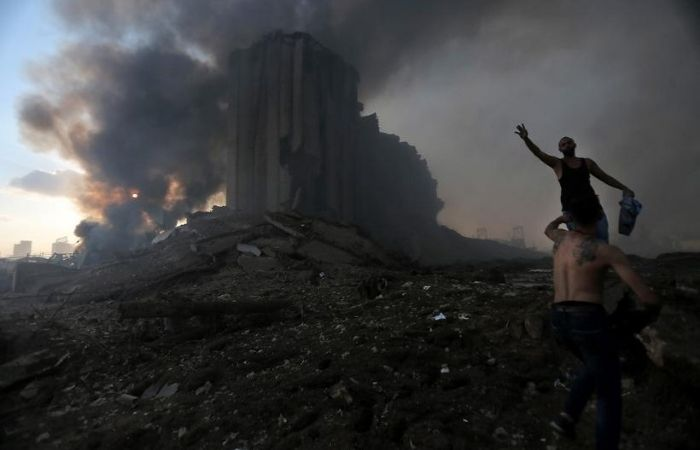 (Foto: STR / AFP )
