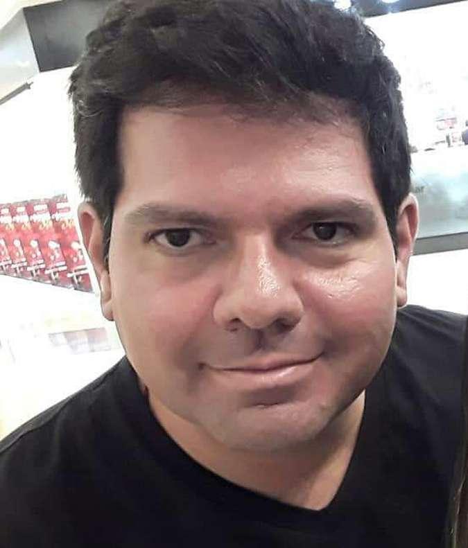 Guia Turístico José Carlos, de 40 anos, morador de Beirute, capital do Líbano (Foto: Arquivo Pessoal)