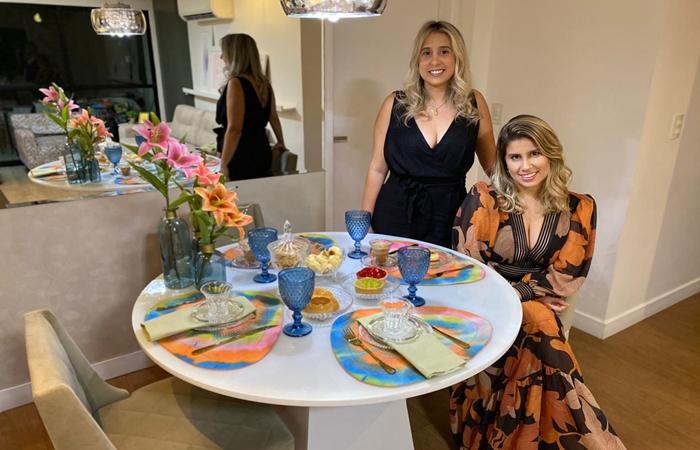 Rebecka Gurgel (esquerda) e Rafaela Manghi já possuem centenas de clientes fidelizados. (Foto: Fernando Manghi)