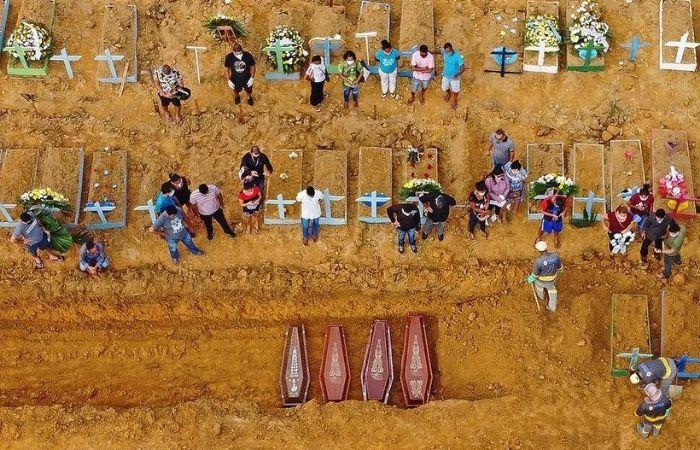 (Foto: Michael DANTAS / AFP  )