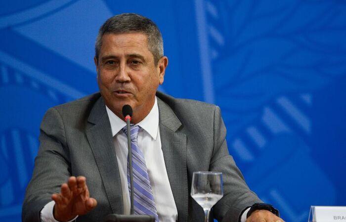 O capitão André Porciuncula Alay Esteves foi nomeado pelo general Walter Braga Netto. (Foto: Marcello Casal Jr./Agência Brasil)