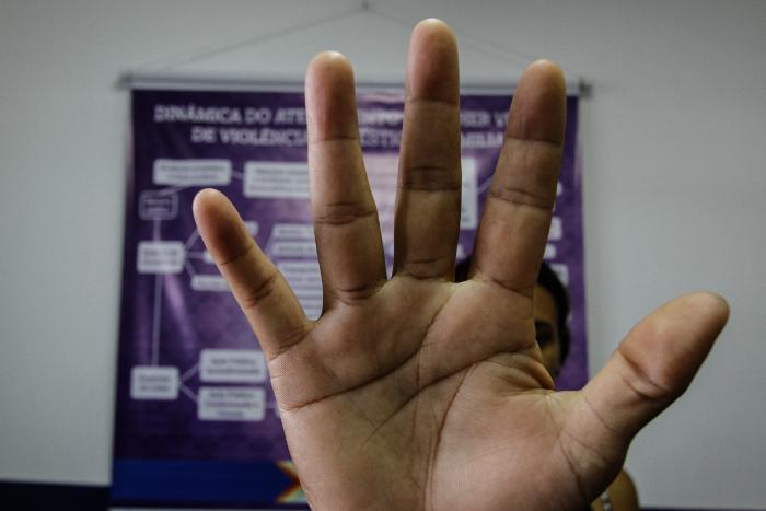 Primeiro semestre de 2020 foi marcado pelo aumento de 4% nos pedidos de medidas protetivas em delegacias especializadas do estado. (Foto: Rafael Martins/Arquivo DP.)