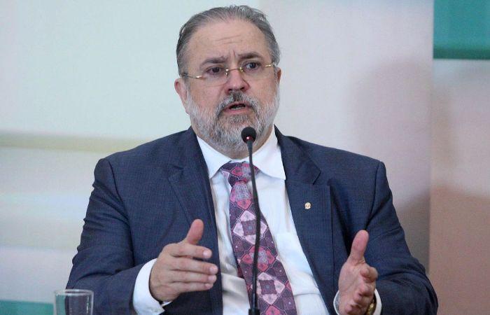 Procurador-geral da República, Augusto Aras (Agência Brasil )