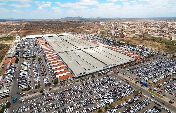 Moda Center Santa Cruz volta a funcionar com protocolos de segurança. (Foto: Moda Center/Divulgação)