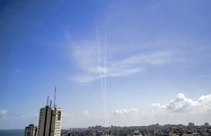 (Foto: Mohammed Abed/AFP)