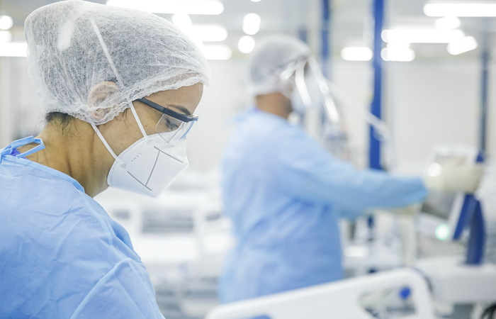 O objetivo da pesquisa  é avaliar os riscos aos quais esses trabalhadores estão expostos durante a pandemia e subsidiar políticas públicas (Andréa Rêgo Barros/PCR Divulgação)