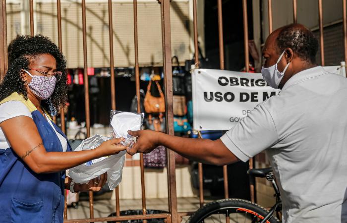 Mudança foi comemorada por movimentos comerciários. (Foto: Andréa Rêgo Barros/PCR.)