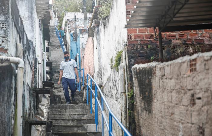 Prefeitura investiu R$ 214 mil nos serviços. (Foto: Andréa Rêgo Barros/PCR.)