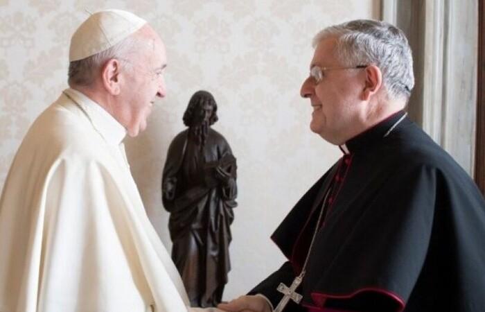 (Foto: Vatican Media/Divulgação)
