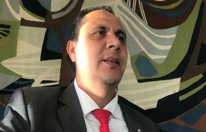 Jorge Federal é vereador de Olinda e pré-candidato à prefeitura nestas eleições (Reprodução/ Twitter)
