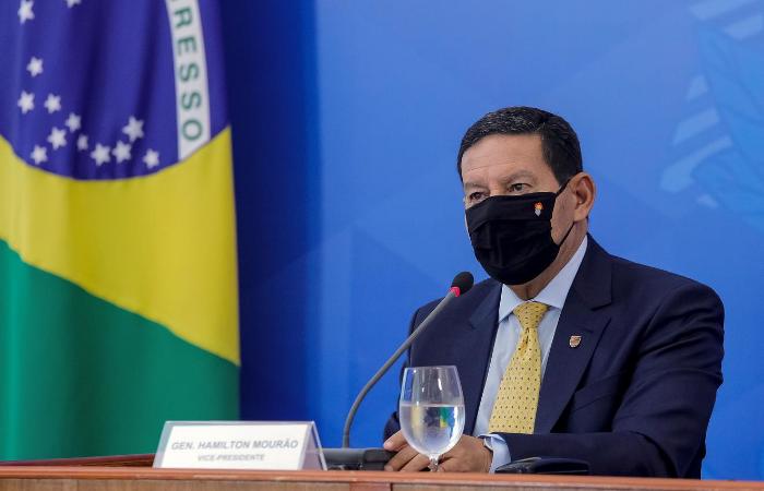 (FOTO: Romerio CUNHA / Brazilian Vice-Presidency / AFP)