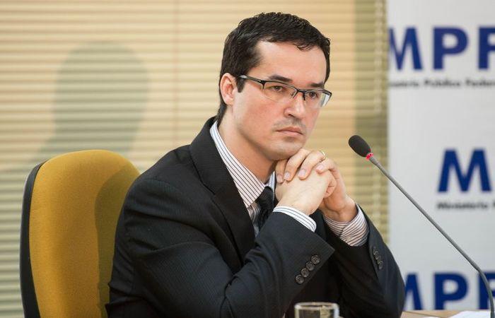 Chefe da força-tarefa da Lava-Jato é alvo de processo disciplinar no CNMP  (Foto: Marcelo Camargo/Agência Brasil)