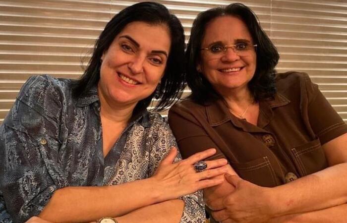 Teresinha de Almeida Ramos Neves foi nomeada por Damares Alves nesta segunda-feira (31) (Foto: Reprodução/Facebook)