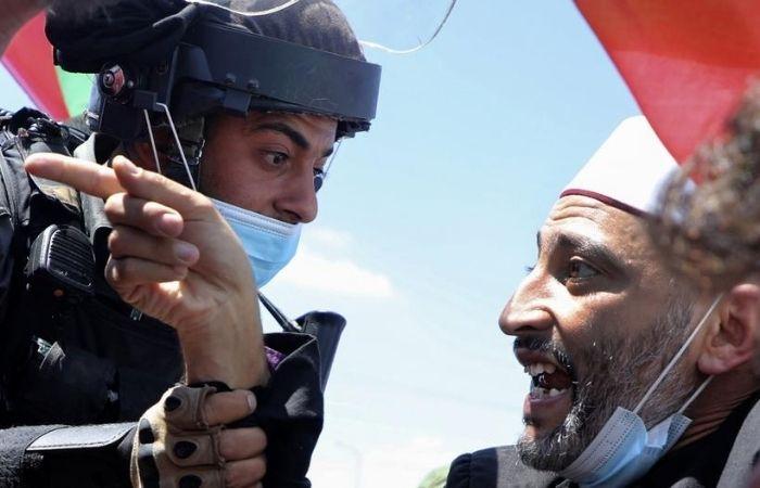 (Foto: JAAFAR ASHTIYEH / AFP  )