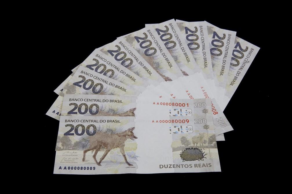 Banco Central alega que não teria maquinário para fazer as notas com tamanho diferente (Foto: Raphael Ribeiro/BCB)