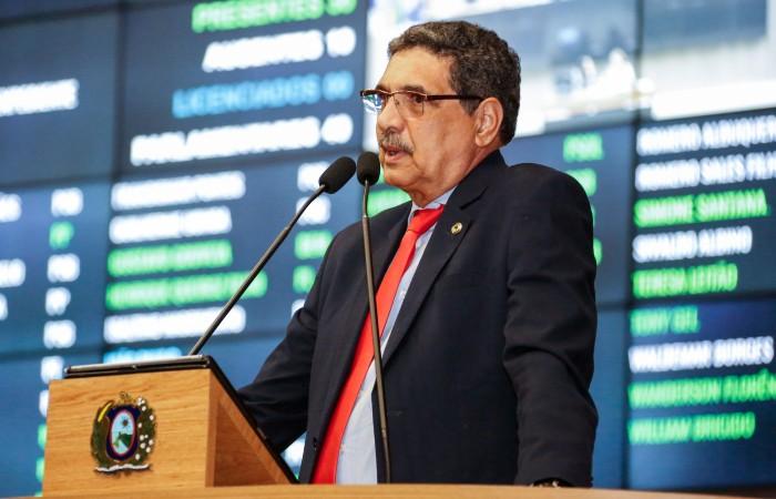 João Paulo é deputado estadual e pré-candidato à prefeitura de Olinda (Alepe)