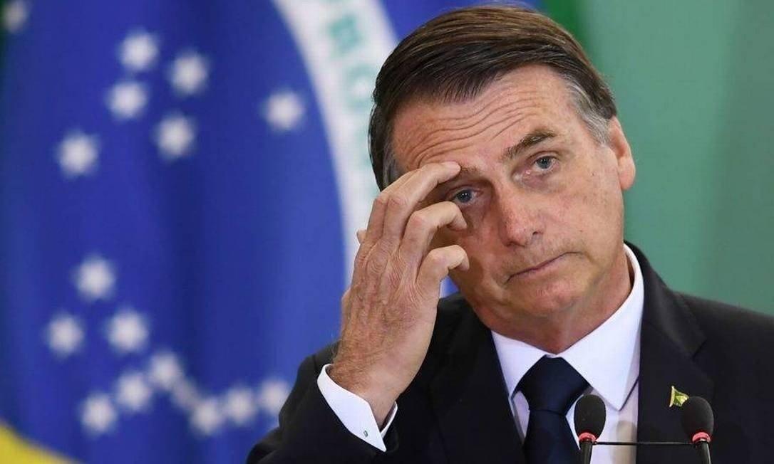 Presidente afirmou que ninguém é obrigado a tomar vacina  (Foto: Evaristo Sá/AFP )