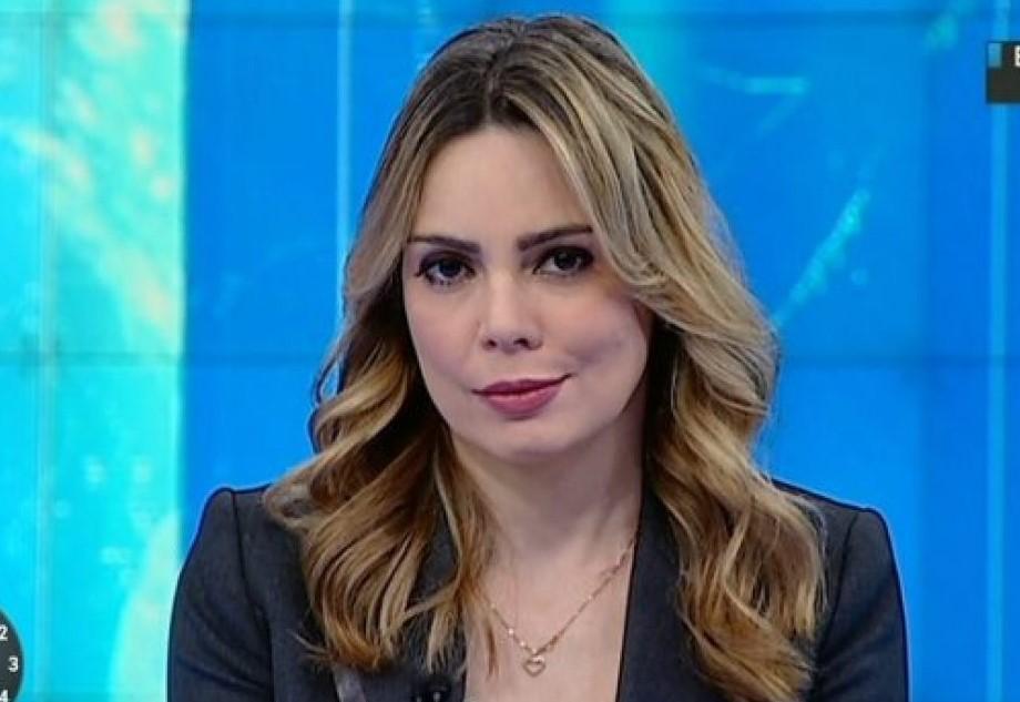 Apresentadora do SBT Brasil ficou conhecida por seus comentários polêmicos  (Foto: SBT/Reprodução )