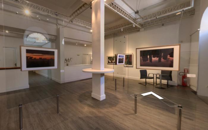 A galeria é o primeiro equipamento cultural a retornar as atividades presenciais no Grande Recife. (Foto: APG/Divulgação)